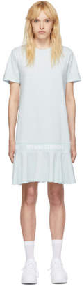 Opening Ceremony Blue OC Logo T-Shirt Dress