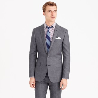 J.Crew The Ludlow suit in Italian worsted wool