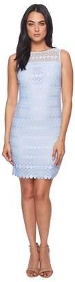 Lauren Ralph Lauren Melia Circlet Geo Lace Dress Women's Dress