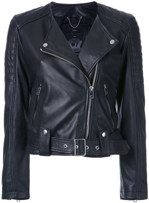 Diesel 'Caspu' biker jacket $578.04 thestylecure.com
