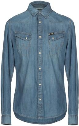 Wrangler Denim shirts - Item 42692308NH
