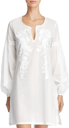 Natori Tunic Sleepshirt $180 thestylecure.com