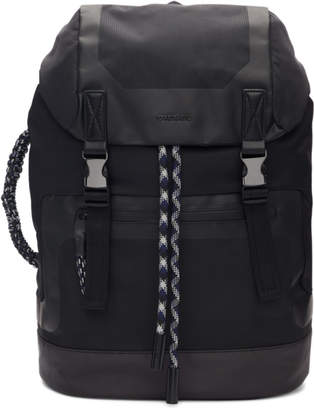 Diesel Black Suse Backpack