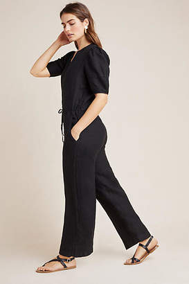 Velvet by Graham & Spencer Izabella Linen Jumpsuit
