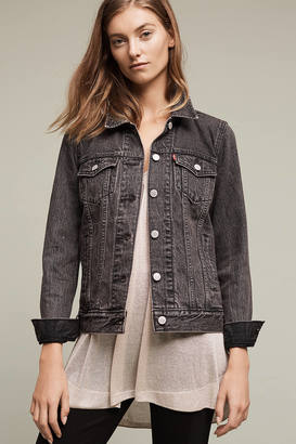 Levi's Boyfriend Denim Jacket $89.50 thestylecure.com