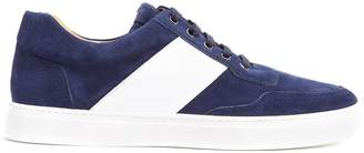 Harry's of London Jones Bolt suede trainers