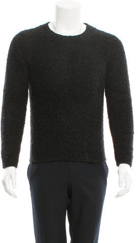 Paul Smith Paul Smith Wool & Mohair-Blend Crew Neck Sweater