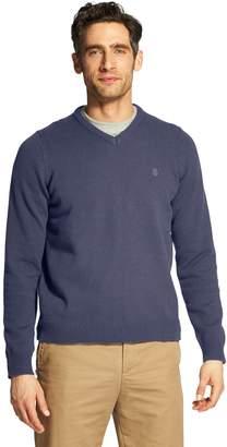 Izod Men's Premium Essentials Classic-Fit V-Neck Sweater