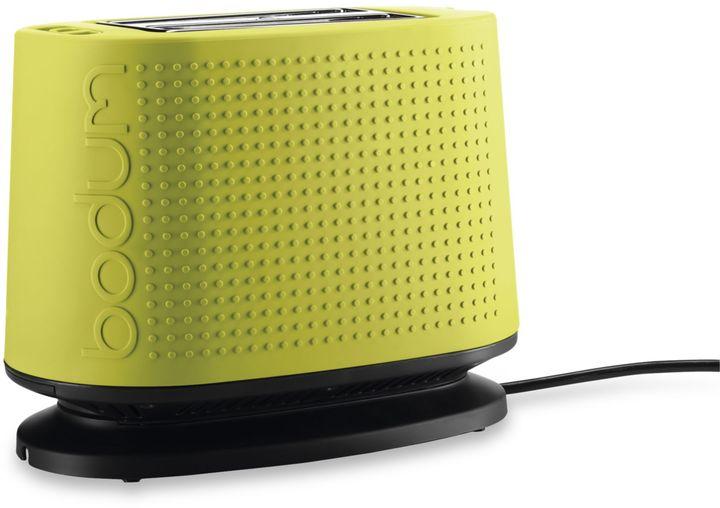 Bodum Bistro 2-Slice Toaster in Green