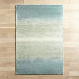 Pier 1 Imports Luxe Ombre Blue Rug