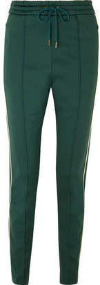 Joseph Tech-jersey Track Pants - Dark green