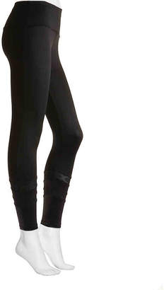 d8958e7d34c8c Nine West Sheer Mesh Inset Leggings - Women's