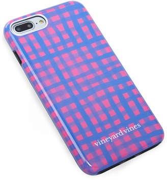 Vineyard Vines Painted Gingham iPhone 7 / 8+ Case