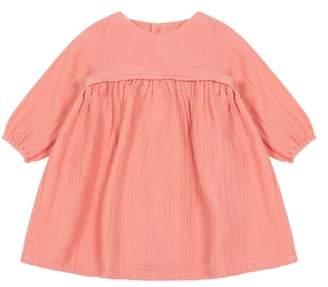 Bonton Loga Waffled Dress