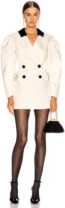Marianna Senchina SENCHINA Jacket Dress in Milky | FWRD