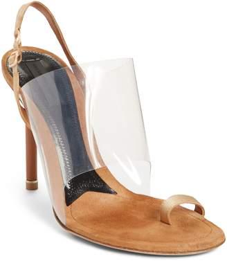 cf4442a5c Alexander Wang Beige Women's Sandals - ShopStyle