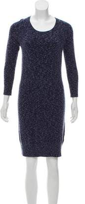 Rag & Bone Three-Quarter Sleeve Knit Dress