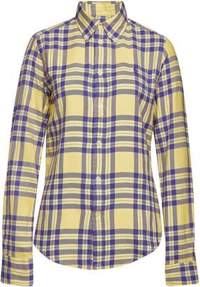 743105c4 Ralph Lauren Checked Shirt Women - ShopStyle UK