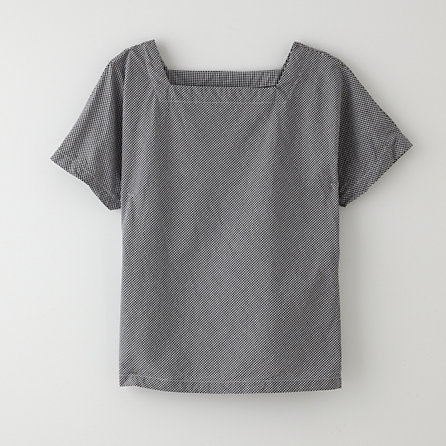 Steven Alan FENWICK BY ENGINEERED GARMENTS square neck top