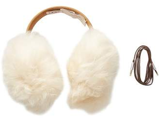 UGG Toscana Genuine Shearling Wired Earmuffs