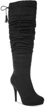 Thalia Sodi Brisa Wide-Width Wide-Calf Dress Boots, Women Shoes