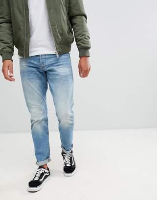 G Star G-Star 3301 straight tapered jeans medium vintage