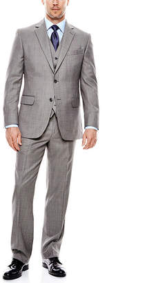 STAFFORD Stafford Travel Sharkskin Suit Jacket - Slim Fit