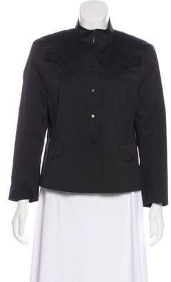 Akris Punto Structured Lightweight Jacket