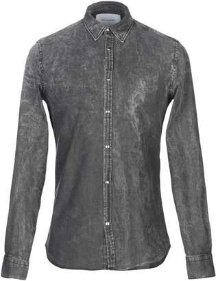 Aglini Denim shirts - Item 42709418JN