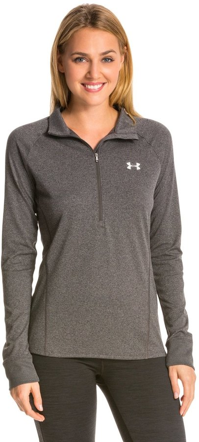 Under Armour Women's HeatGear Tech 1/2 Zip 8134491