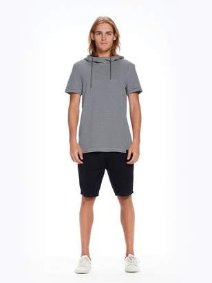 Scotch & Soda Short Sleeved Hoodie