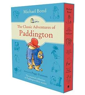 Harper Collins The Classic Adventures Of Paddington