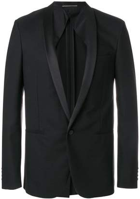 Saint Laurent Smoking Forever tuxedo jacket