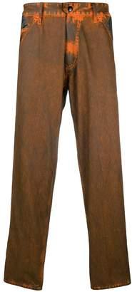 U.P.W.W. straight cropped jeans