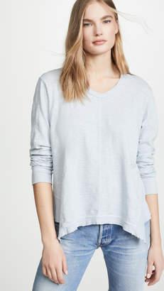 Wilt Crew Neck Long Sleeve Pullover