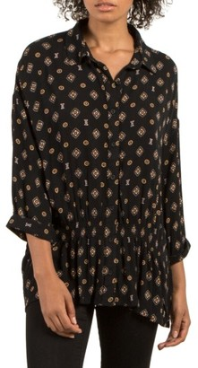 Women's Volcom Champain Trail Print Top $49.50 thestylecure.com