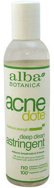 Alba Acnedote Deep Clean Astringent Facial Wash 177.0 ml Skincare