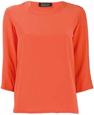 63ff575dc5e Orange 3/4 Sleeve Tops For Women - ShopStyle Canada
