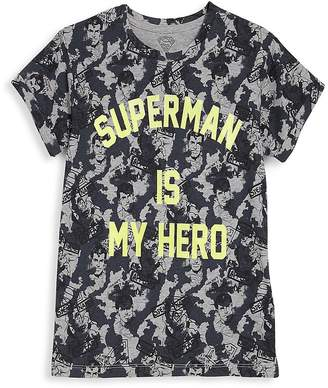 Eleven Paris Little Boy's & Boy's Printed Superman Graphic Tee