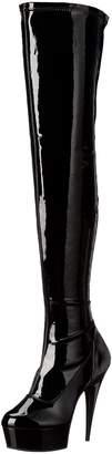 Pleaser USA Women's Delight-3000 Boot