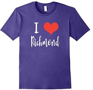 Richmond I Love T Shirt