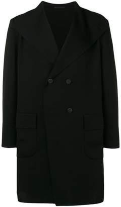 Issey Miyake double-breasted jacket