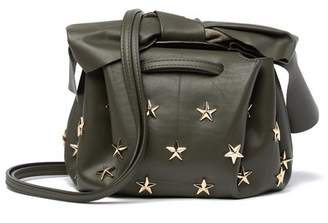 Zac Posen Soiree Leather Crossbody Bag