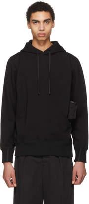 1017 Alyx 9SM Black Zip Pouch Hoodie