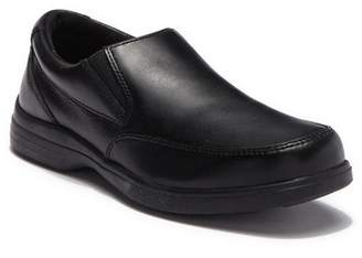 Hush Puppies Shane Slip-On Dress Shoe (Little Kid & Big Kid)