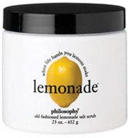 philosophy Lemonade Salt Scrub