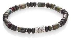 John Hardy Classic Chain Collection Beaded Bracelet
