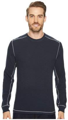 True Grit Softest Slub Waffle Thermal Shirt Men's Clothing