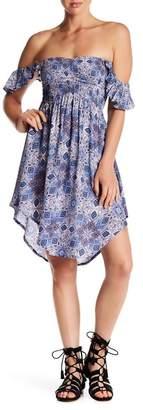 Tiare Hawaii Hollie Asymmetrical Hem Dress