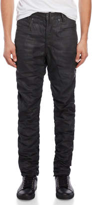 G Star Raw Tapered Coated Jeans